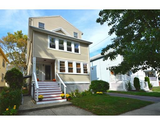 Maison avec plusieurs logements pour l Vente à 12 WHEELWRIGHT 12 WHEELWRIGHT Medford, Massachusetts 02155 États-Unis