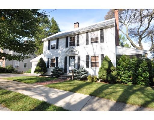 Casa Unifamiliar por un Venta en 1 Walnut Ter 1 Walnut Ter Arlington, Massachusetts 02476 Estados Unidos