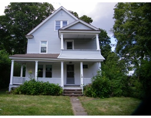 Single Family Home for Sale at 14 Callender Avenue East Longmeadow, 01028 United States