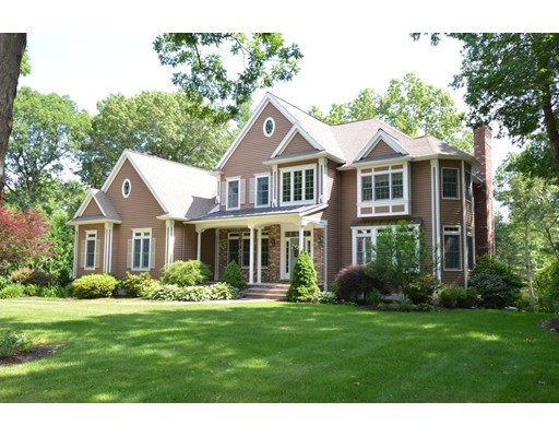 Single Family Home for Sale at 6 High Ridge Circle 6 High Ridge Circle Franklin, Massachusetts 02038 United States