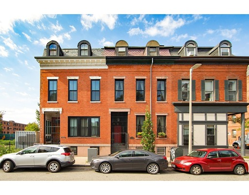Single Family Home for Sale at 553 Shawmut Avenue 553 Shawmut Avenue Boston, Massachusetts 02118 United States