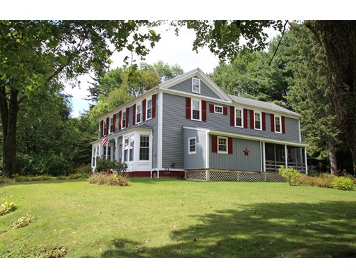 Multi-Family Home for Sale at 390 E Main Street East Brookfield, Massachusetts 01515 United States