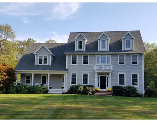 独户住宅 为 销售 在 10 Saddle Hill Lane 10 Saddle Hill Lane 阿什兰, 马萨诸塞州 01721 美国