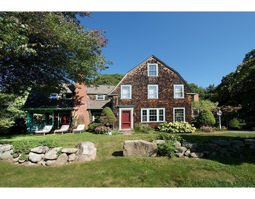 Single Family Home for Sale at 45 DODGES ROW 45 DODGES ROW Wenham, Massachusetts 01984 United States