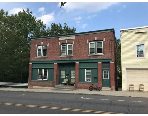 Многосемейный дом для того Продажа на 3 Bridge Street 3 Bridge Street Montague, Массачусетс 01349 Соединенные Штаты