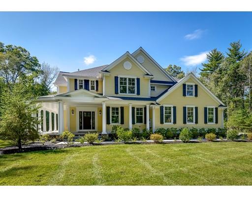 Casa Unifamiliar por un Venta en 161 Farm Street 161 Farm Street Dover, Massachusetts 02030 Estados Unidos