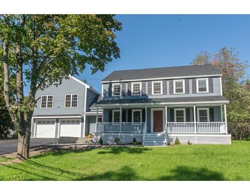 独户住宅 为 销售 在 61 Academy Avenue 61 Academy Avenue Atkinson, 新罕布什尔州 03811 美国