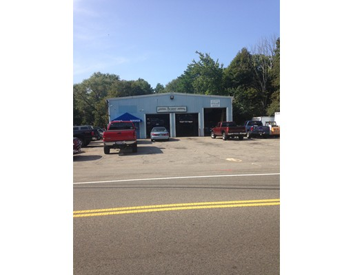 Commercial pour l Vente à 6 Weymouth 6 Weymouth Holbrook, Massachusetts 02343 États-Unis