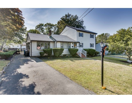 Single Family Home for Sale at 20 Knight's Crescent Street 20 Knight's Crescent Street Randolph, Massachusetts 02368 United States