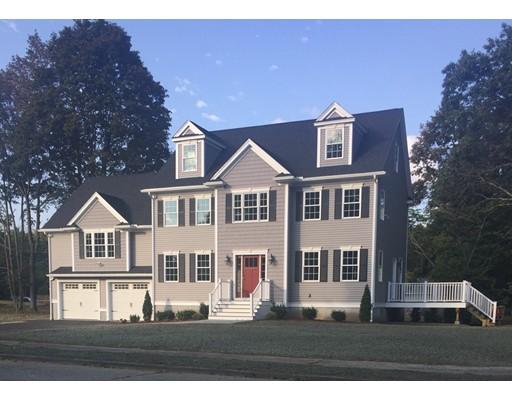 Частный односемейный дом для того Продажа на 4 Fox Run Drive 4 Fox Run Drive Wilmington, Массачусетс 01887 Соединенные Штаты