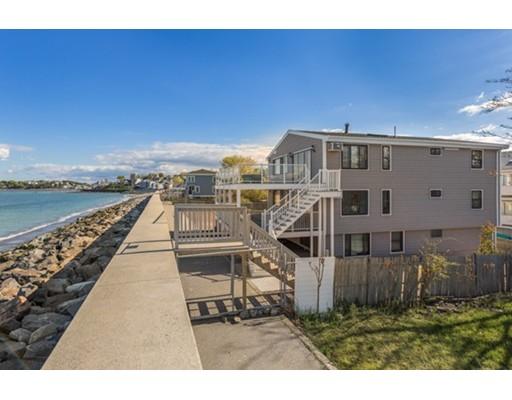 Condominium for Sale at 8 Pebble Avenue Revere, Massachusetts 02151 United States