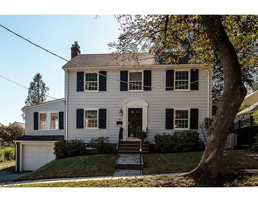 Single Family Home for Sale at 85 Lawrence Lane 85 Lawrence Lane Belmont, Massachusetts 02478 United States