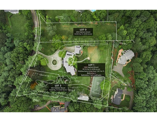 Land for Sale at 298 Highland Street Milton, 02186 United States