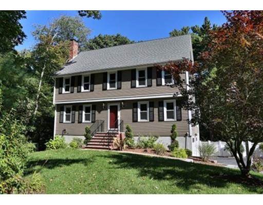 Частный односемейный дом для того Продажа на 9 Towpath Drive 9 Towpath Drive Wilmington, Массачусетс 01887 Соединенные Штаты