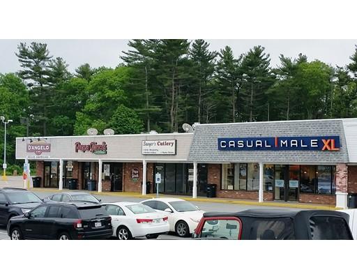 Commercial pour l à louer à 1410 Washington Street 1410 Washington Street Hanover, Massachusetts 02339 États-Unis