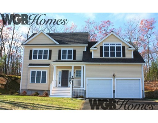 Single Family Home for Sale at 20 Brookmeadow Lane Grafton, Massachusetts 01560 United States
