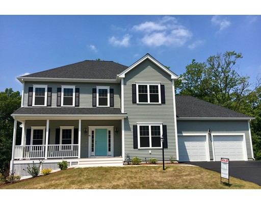 Maison unifamiliale pour l Vente à 19 Brookmeadow Lane 19 Brookmeadow Lane Grafton, Massachusetts 01560 États-Unis