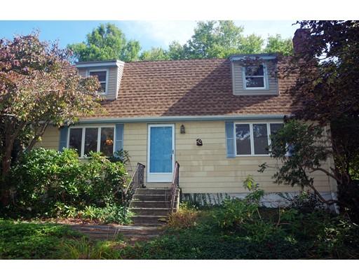 独户住宅 为 销售 在 18 Jay Road Billerica, 01862 美国