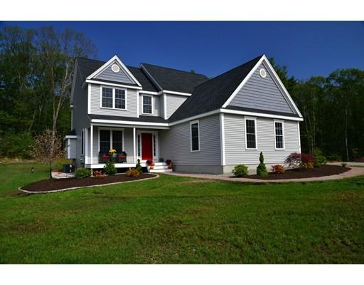 Maison unifamiliale pour l Vente à 17 Parker Road off Dudley Road 17 Parker Road off Dudley Road Berlin, Massachusetts 01503 États-Unis