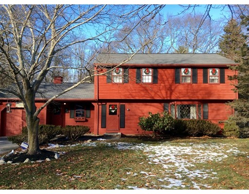 Single Family Home for Sale at 12 Wood Road 12 Wood Road Holbrook, Massachusetts 02343 United States