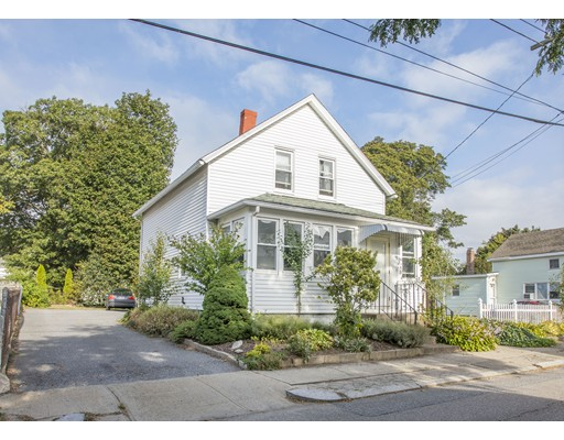 Single Family Home for Sale at 100 Ivy Street 100 Ivy Street East Providence, Rhode Island 02914 United States
