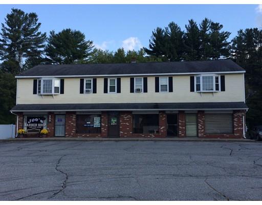 Comercial por un Venta en 342 Providence Road 342 Providence Road Northbridge, Massachusetts 01534 Estados Unidos