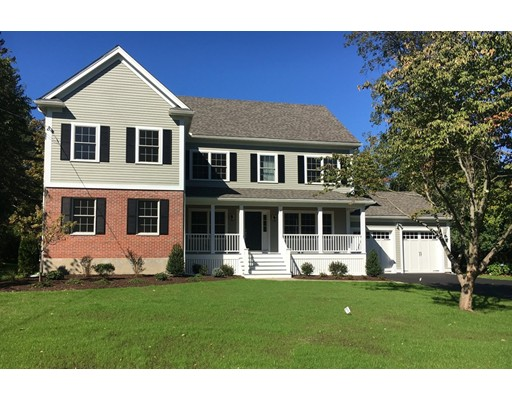 Single Family Home for Sale at 21 Lockeland Road Winchester, 01890 United States