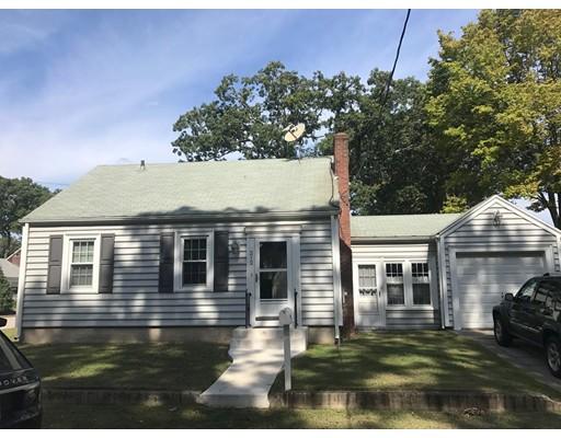 独户住宅 为 销售 在 212 Gates Street Pawtucket, 罗得岛 02861 美国