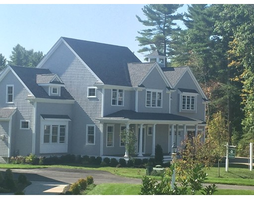 Casa Unifamiliar por un Venta en 11 Lot Phillips Lane Norwell, Massachusetts 02061 Estados Unidos