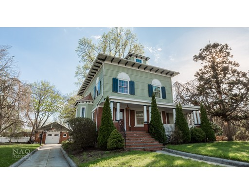 Single Family Home for Sale at 180 Wheeler Avenue 180 Wheeler Avenue Providence, Rhode Island 02905 United States