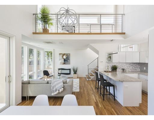 Condominio por un Venta en 100 Amory Street 100 Amory Street Cambridge, Massachusetts 02139 Estados Unidos