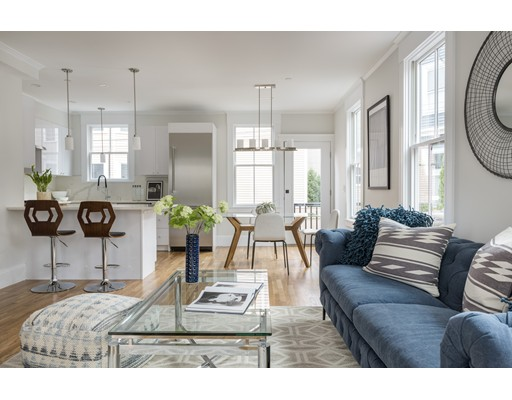 Condominium for Sale at 102 Amory Street 102 Amory Street Cambridge, Massachusetts 02139 United States