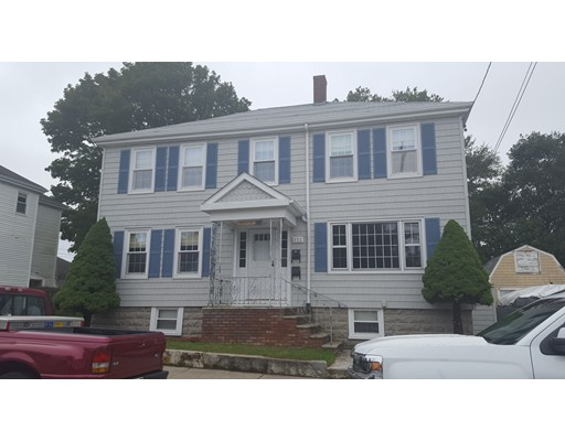 Appartement pour l à louer à 771 King #1 771 King #1 Fall River, Massachusetts 02724 États-Unis