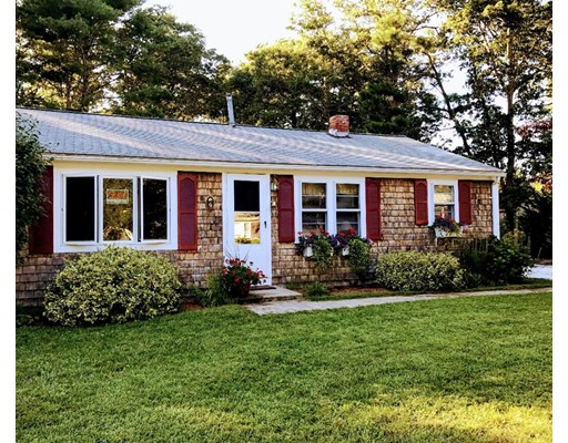 独户住宅 为 销售 在 9 Uncle Edwards Road 马什皮, 02649 美国