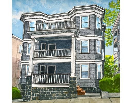 Condominium for Sale at 27 Parkton Road 27 Parkton Road Boston, Massachusetts 02130 United States
