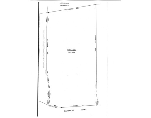 Land for Sale at Hathaway Road Hathaway Road Westhampton, Massachusetts 01027 United States