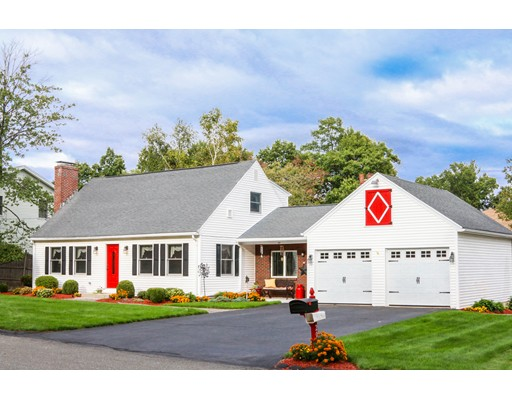 Maison unifamiliale pour l Vente à 201 Gates Avenue 201 Gates Avenue East Longmeadow, Massachusetts 01028 États-Unis
