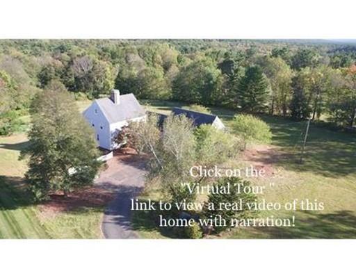 Casa Unifamiliar por un Venta en 140 Old Enfield Road Belchertown, Massachusetts 01007 Estados Unidos