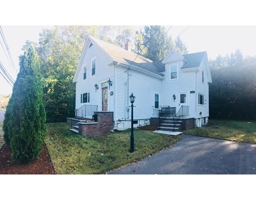 独户住宅 为 销售 在 198 S Main Street 198 S Main Street Mansfield, 马萨诸塞州 02048 美国
