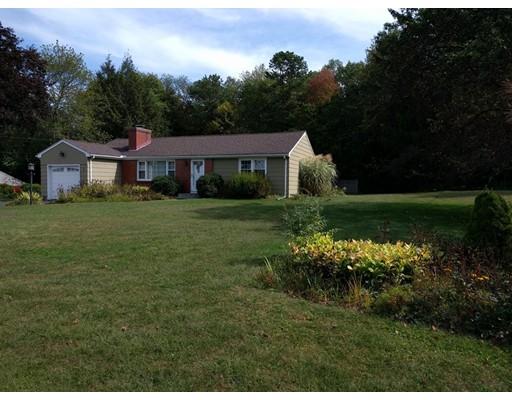 Maison unifamiliale pour l Vente à 6 Birch Street 6 Birch Street Wilbraham, Massachusetts 01095 États-Unis