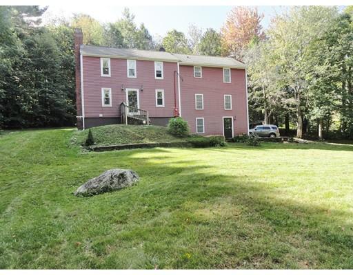 Частный односемейный дом для того Продажа на 20 Brintnal Drive 20 Brintnal Drive Rutland, Массачусетс 01543 Соединенные Штаты