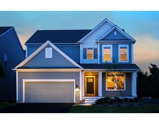 Maison unifamiliale pour l Vente à 210 Stonehaven Drive 210 Stonehaven Drive Weymouth, Massachusetts 02190 États-Unis