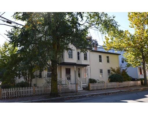 独户住宅 为 出租 在 60 Martin Street 坎布里奇, 02138 美国