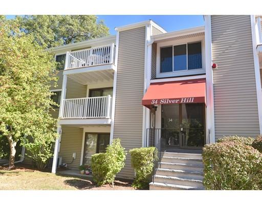 Condominium for Sale at 34 Silver Hill Lane 34 Silver Hill Lane Natick, Massachusetts 01760 United States