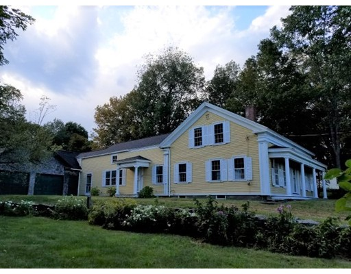 Single Family Home for Sale at 30 S Main Street 30 S Main Street Petersham, Massachusetts 01366 United States