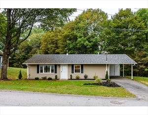 4 Lewis Rd.  is a similar property to 50 Shawsheen Rd  Bedford Ma