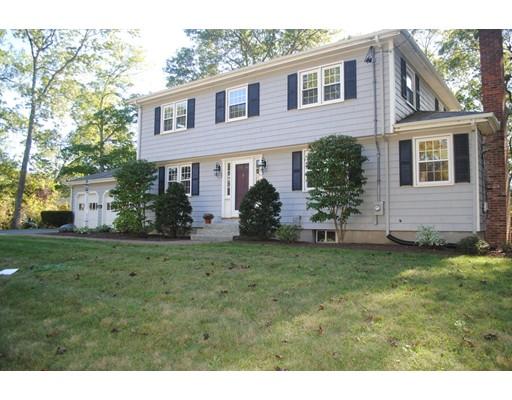 Частный односемейный дом для того Продажа на 20 Bonney Lane 20 Bonney Lane Norwood, Массачусетс 02062 Соединенные Штаты