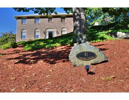 独户住宅 为 销售 在 41 Tamarock Terrace 41 Tamarock Terrace 斯托纳姆, 马萨诸塞州 02180 美国