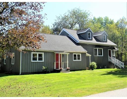 Частный односемейный дом для того Продажа на 104 Shady Lane 104 Shady Lane Templeton, Массачусетс 01468 Соединенные Штаты