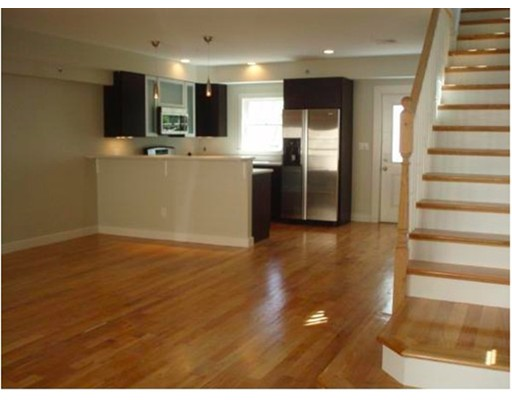 Townhouse for Rent at 35 Middle St #4 35 Middle St #4 Boston, Massachusetts 02127 United States